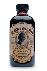 Dr Sebi's Iron Plus