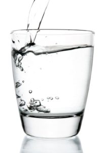 Glass of Water, how to cure herpes
