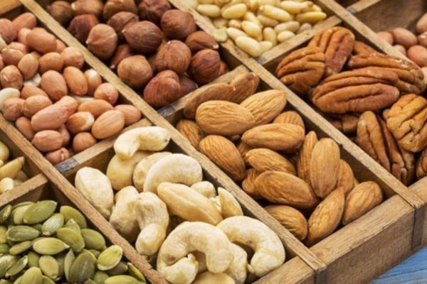 Nuts and seeds for milk alternatives - how to make nuts, seeds and grain milks