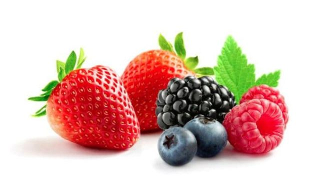 Ital is Vital - mixed berries - fruits and detox