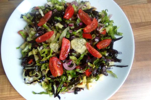 Healthiest salad