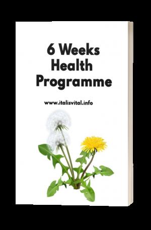 6 Weeks Health Programme