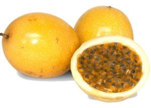 Effects of diffPassion fruit (Passiflora edulis)