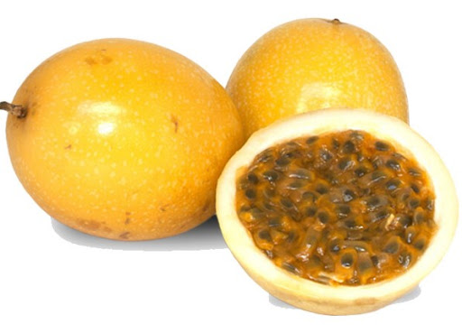 Passion fruit (Passiflora edulis)